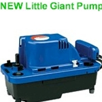 Little Giant VCMX-20ULS 115volt Condensate Pump