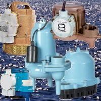 Little Giant Sump Pumps, Effluent Pump,  Ejector Pumps, Pool Cover Pumps, 5.5-ASP, 6-CIA, 8-CIA, 6E-CIA-SFS, PE-1-PCP, 518025, APCP-1700, 577301