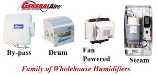 GeneralAire Humidifiers