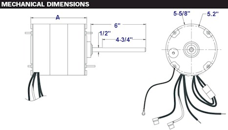 Wagner Motor Wiring Diagram on emerson electric motor wiring diagram