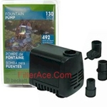 Beckett M130AUL - For small/medium fountains