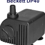 Beckett DP40 18GPH Pond & Fountain Pump