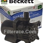 Beckett W1800 Waterfalls & Stream Pump